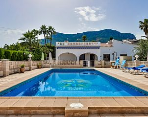 Guest house 14990261 • Holiday property Costa Blanca • Villa Benicolada