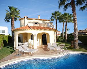 Guest house 1530945 • Holiday property Costa de Valencia • Casa Olivia Nova