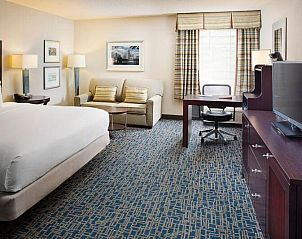 Verblijf 28325206 • Vakantie appartement Oostkust • DoubleTree by Hilton Baltimore - BWI Airport