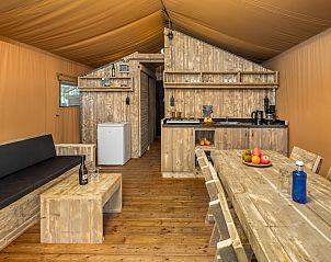 Guest house 382721 • Tent House Noord Limburg • Safaritent 6A