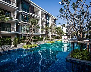 Guest house 4330835 • Apartment Southern thailand • The Title Beach Front